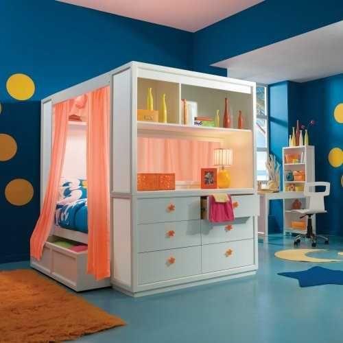 Children Bed Design
