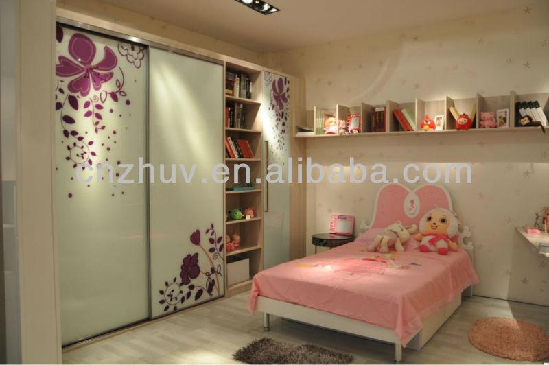 Lovely Kids Bedroom Wardrobe Desi