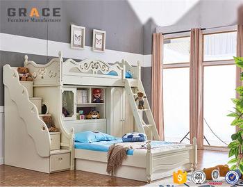 Kids Bunk Bed Set Children Bedroom Furniture - Buy Bunk Bed .