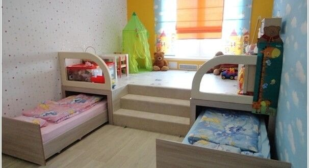 6 Space Saving Furniture Ideas for Small Kids Room   Kids bedroom .