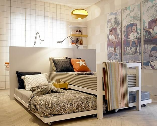 30 and Three Children Bedroom Design Ideas | Kids bedroom designs .