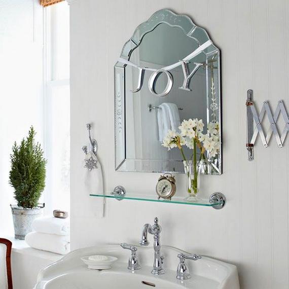 Top 35 Christmas Bathroom Decorations Ideas - Christmas .