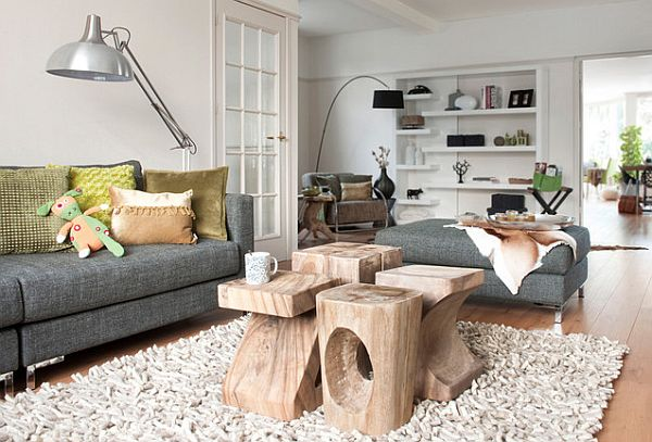 Coffee Table Design Ideas and How to Choose You