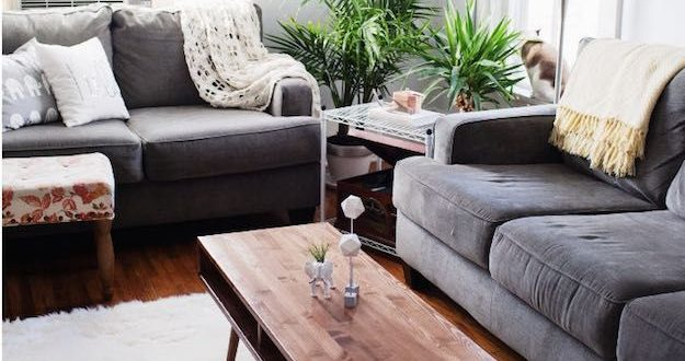 15 Narrow Coffee Table Ideas For Small Spaces | Mid century modern .