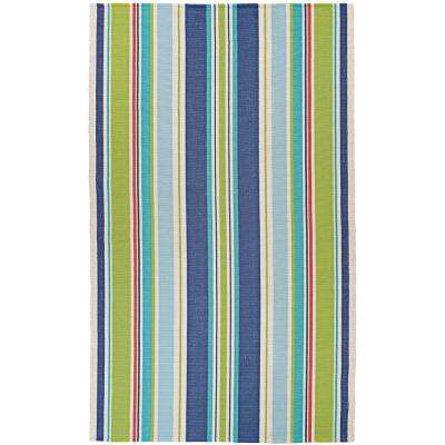 Reversible - Multi-Colored - Cotton - Area Rugs - Rugs - The Home .
