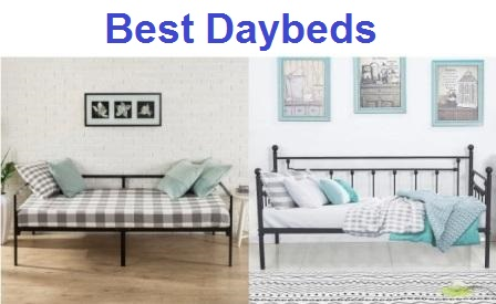 Top 20 Best Daybeds in 2020 - The Ultimate Gui