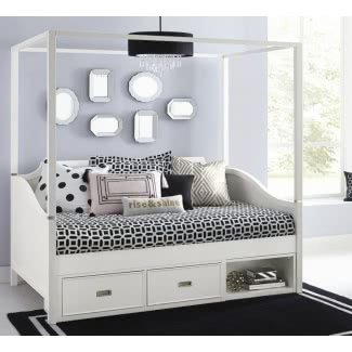 Full Size Daybed With Storage Drawers - Ideas on Fot