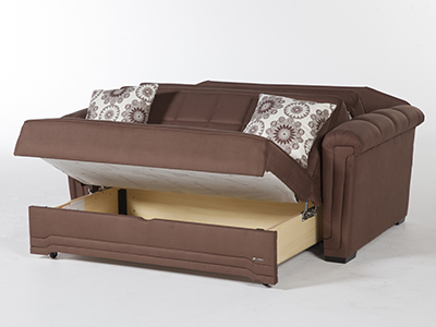 Comfortable Loveseat Sofa Bed With
