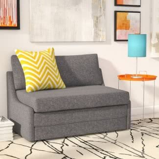 Pull Out Loveseat Sofa Bed - Ideas on Fot