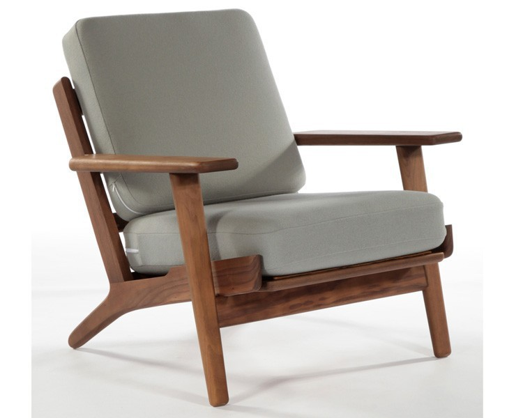 Wholesale Hans Wegner armchair,Sofa chair,Real photos,Solid wood .