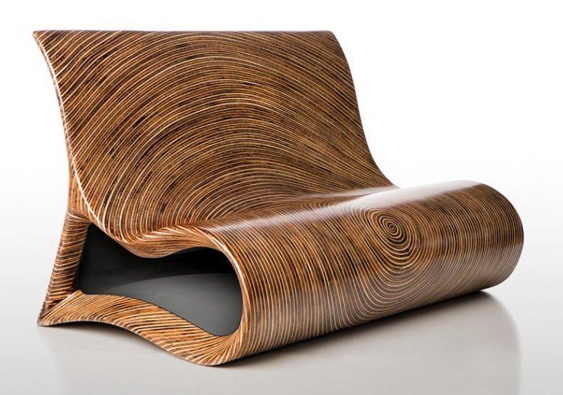 Comfortable Wooden Chair | Best of Interior Design | Móveis .