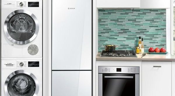 Small Space Appliances by Bosch | Small Space Livi
