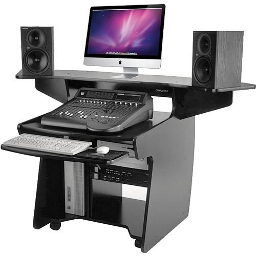 Omnirax Coda Mixing and Digital Editing Workstation Desk CODA