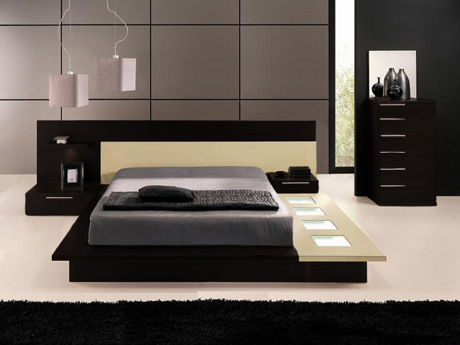 20 Awesome Modern Bedroom Furniture Desig