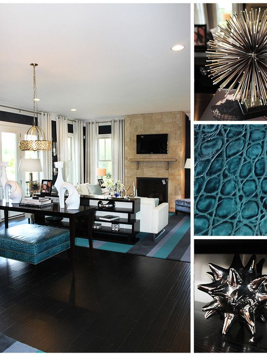 contemporary-teal-furniture-and-teal-living-room-accessories-also .
