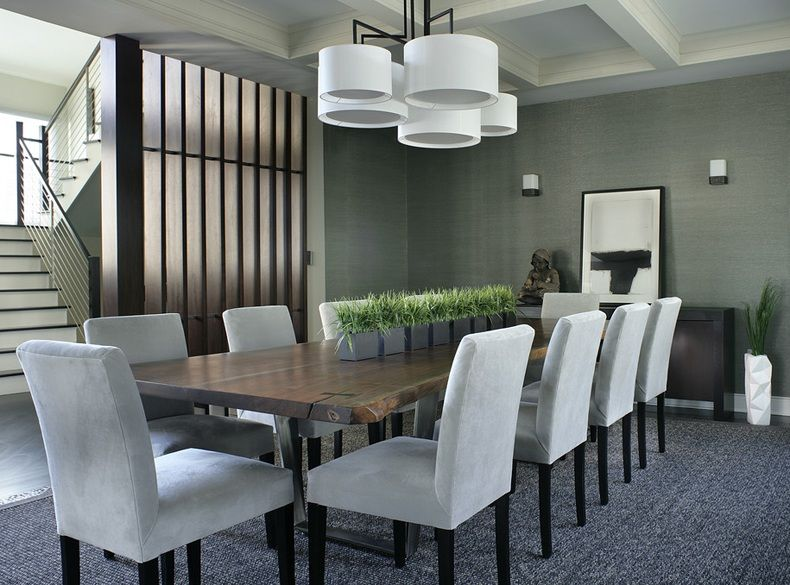 Modern Dining Table Centerpiece Ideas – PadStyle | Interior Design .