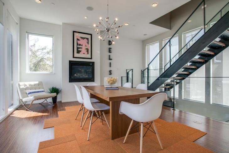 18+ Dining Room Light Fixtures Designs, Ideas | Design Trends .