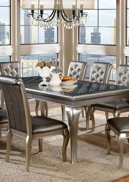 Garey Modern Dining Room Furniture Set – Saltandblu