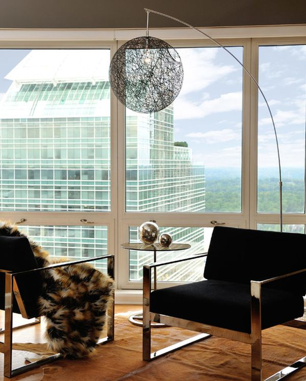 Contemporary Floor Lamps for More Decorative Elements - Traba Hom