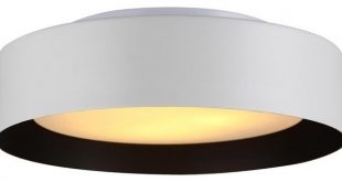 Lynch Flush Mount Ceiling Light - Contemporary - Flush-mount .