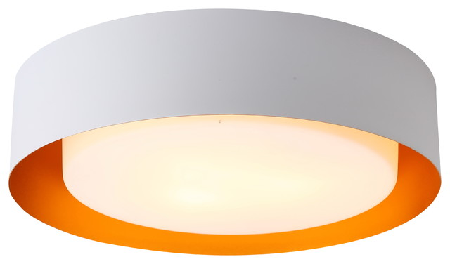 Lynch Flush Mount Ceiling Light - Contemporary - Flush-mount .
