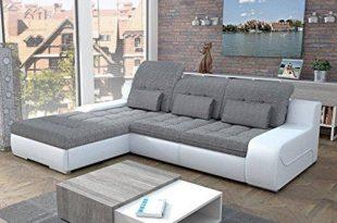 European Sleeper Sectional Sofa GIORGIO With Storage Modern Design .