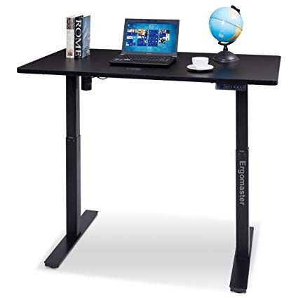 Contemporary Height Adjustable Standing Desk | Desk | Adjustable .