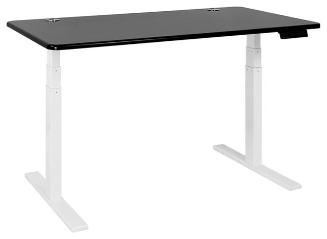 Smartdesk, Height-Adjustable Standing Desk - Contemporary - Desks .