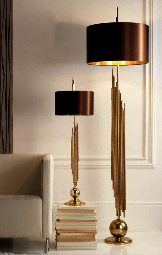 InStyle-Decor.com Table Lamps, Luxury Designer Table Lamps, Modern .