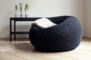 Classic by KUMEKO. A modern take on the bean bag chair. | Modern .