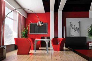51 Red Living Room Ideas | Ultimate Home Ide