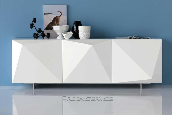 Kayak Modern Sideboard Buffet - Contemporary - Dining Room .