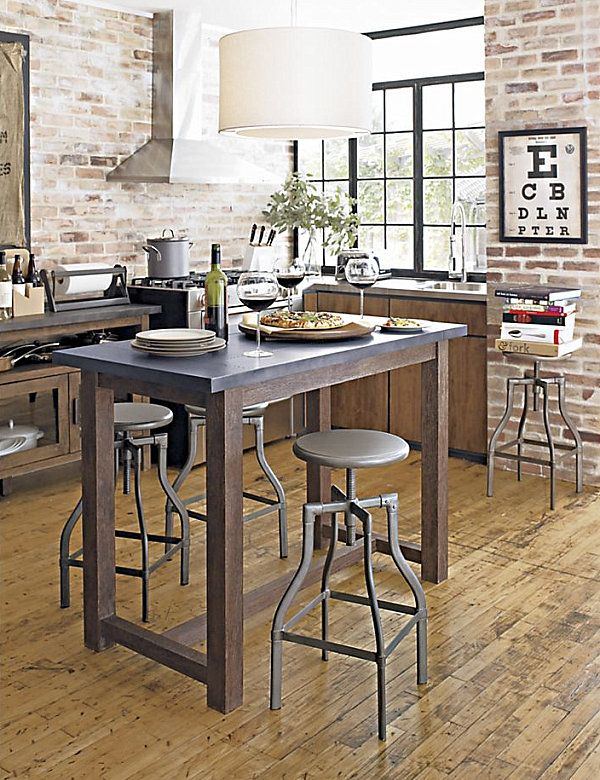 Stunning Kitchen Tables and Chairs for the Modern Home | Tall .