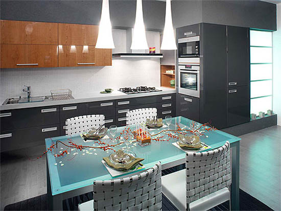 Dining Furniture for Kitchens, 20 Comfortable Modern Kitchen .