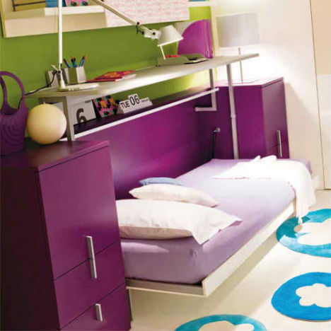 Resource Furniture: Convertible Designs for Small Spaces | Urbani