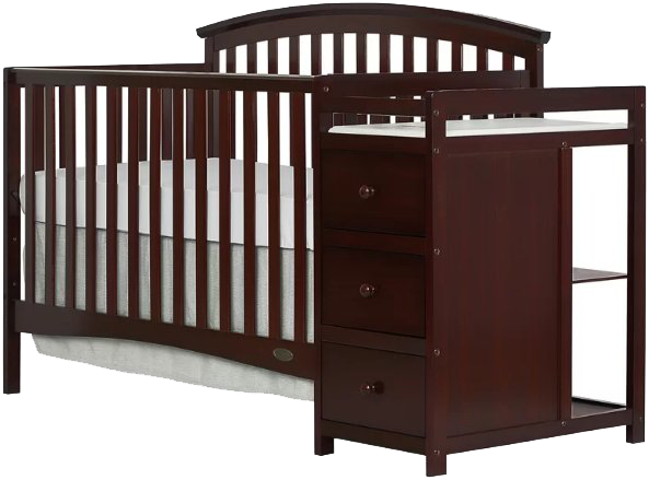 Best-Combo-Crib-with-Changer-Dream-On-Me-Niko-5-in-1-convertible .