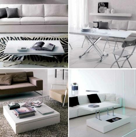 Resource Furniture: Convertible Designs for Small Spaces | Urbani
