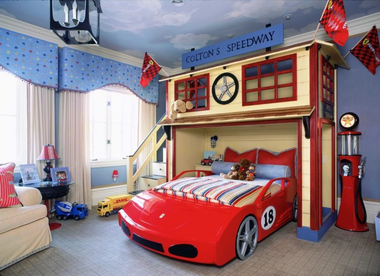 55 Cool Car Beds For A Stylish Kids Room - Shelterne