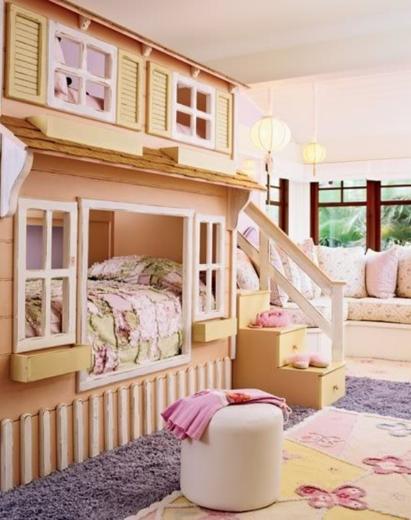 A Good Sleep is Impossible without Cool Kid's Bed | Bedroom Dec