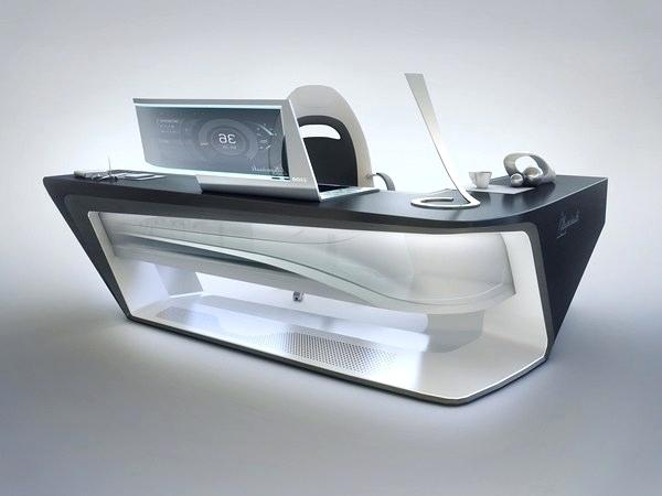 Modern Desk Ideas Cool Desks Ideas Modern Desk Designs Futuristic .
