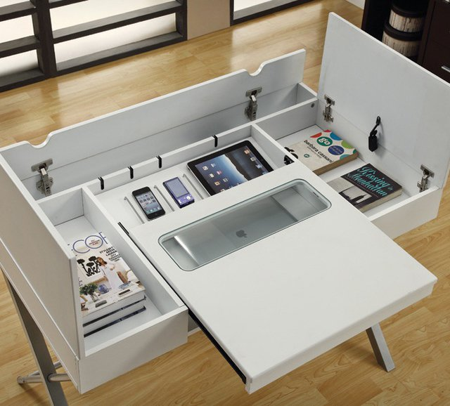 Cool Desks That Make You Love Your J