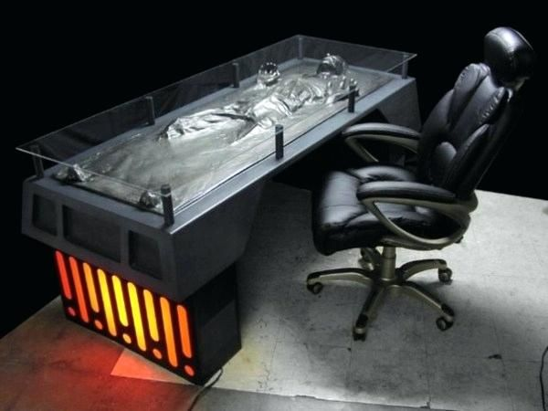 Cool Desk Ideas | Desk | Star wars furniture, Geek decor, Star .