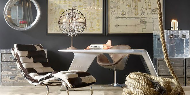 30 Cool Desks for Your Home Office - The Trend Spott