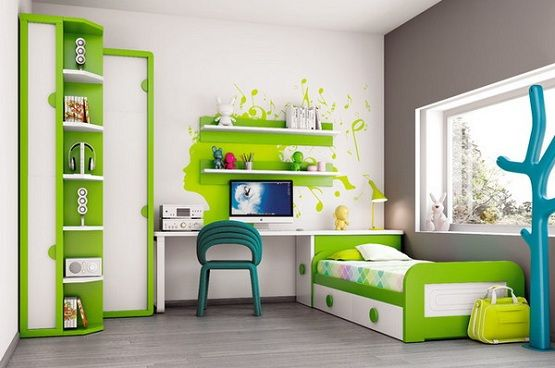 Kids Modern Bedroom Furniture, Which One That Will You Choose .
