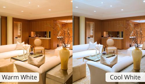 Warm white or Cool white? | Integral L