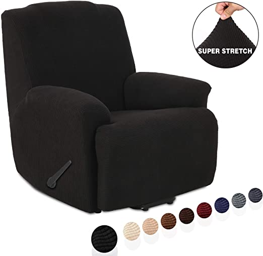 Amazon.com: TIANSHU Stretch Recliner Covers, Recliner Chair .