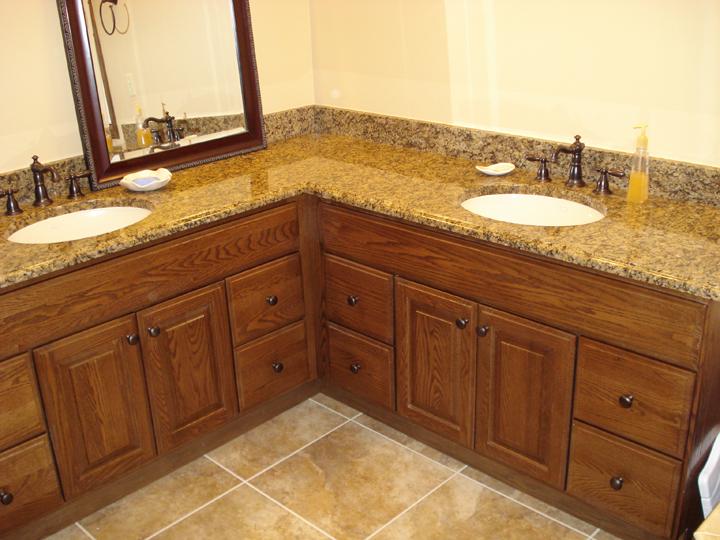 Corian Bathroom Countertops, Master Bathroom Double Sink Vanities .