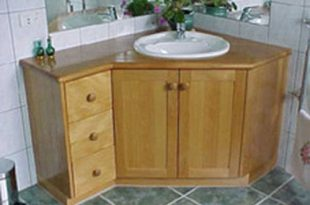 corner vanity for bathroom | Corner Bathroom Vanity is an .