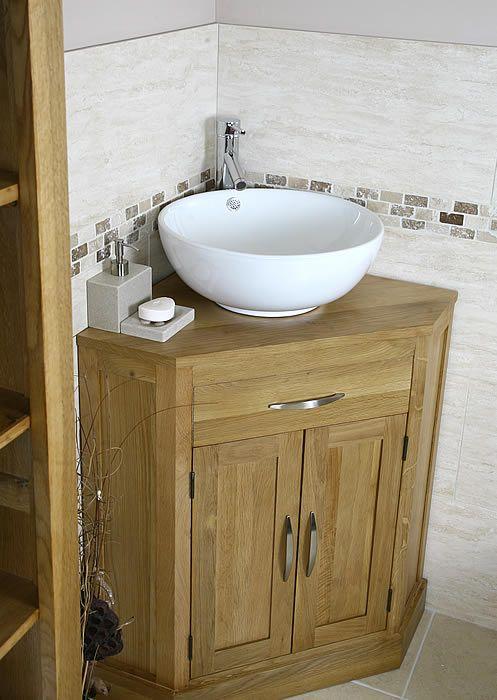Corner Bathroom Vanity Ideas … | Small bathroom sinks, Small .