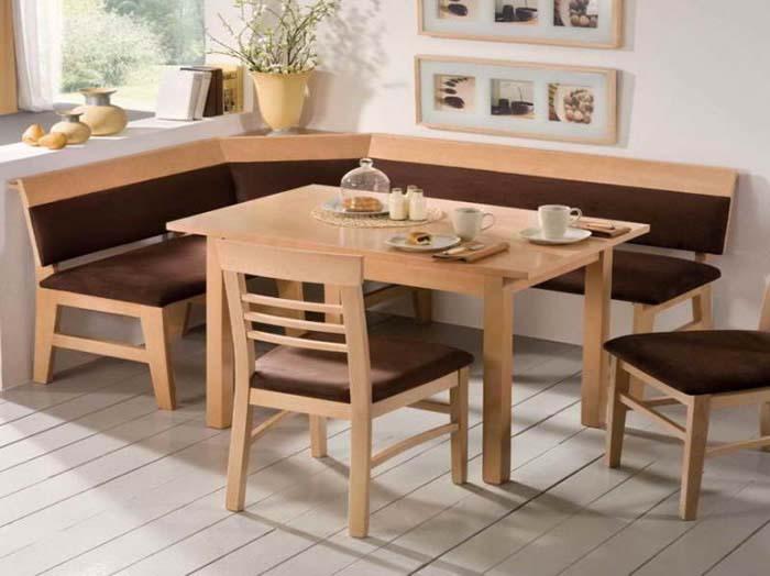 12 Cool Corner Breakfast Nook Table Set Ide